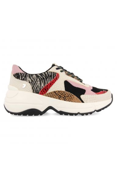 GIOSEPPO multicolor dad shoes superge
